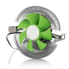 EE_ AU_ Computer CPU Cooling Fan Radiator Cooler for Intel 775/1155 AMD AM2/AM3