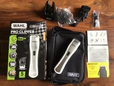 WAHL PRO CLIPPER CORDLESS LITHIUM POWER WM8481-801Y BRAND NEW