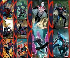Topps Marvel Collect TOPPS SHOWCASE Spider-Man 2099 [10 CARD Limited SET]