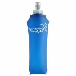 Lightweight Cup Water Bottle Blue Silicone Outdoor Sports Soft Hiking Foldable