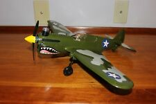 Cox Rare 1970's P-40 Warhawk Never Fueled or Flown, with Original Decals!!