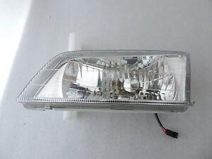 L Side Headlight Chrome Head Light For 1996 97 98 99 INFINITI I30 NISSAN MAXIMA