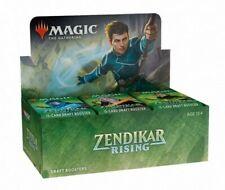 Box Magic ZENDIKAR RISING 36 Buste Booster Inglese