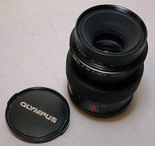 Olympus OM Zuiko Auto-Macro 50mm f/2 50/2 M42 Mount Pentax K Sigma SDQ Canon EF