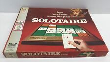 Solotaire game Lucille Ball cards Milton Bradley 1973 Vintage Compleat Ex