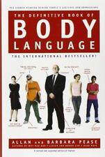 The Definitive Book of Body Language-Barbara Pease, Allan Pease