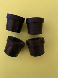 FORD ZEPHYR - ZODIAC MK 3 STEERING STABILIZER BAR BUSHES  X  4