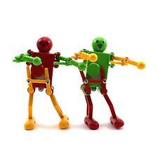 Popular Dancing Robot Toy Children Kids Clockwork Control Wind Up Funny Toy Gift
