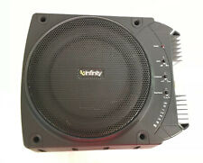 Infinity Basslink 200-Watt, Dual 10-Inch Powered Subwoofer System (Black) #5284