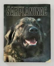 Sarplaninac, Yugoslav Sheepdog,Radisa Ruzic