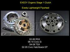 Exedy Stage 1 Organic Clutch & Ligthten Flywheel K20A2 K20Z1 K20Z3 K Series
