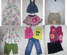Lot 13 Girls Clothes, Gymboree, Hartstrings, Oshkosh, Zara Kids, + Sz 2 -3 / 3T