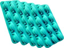 Silicone Flexible Plastic Penguin Shapes Ice Cube Tray & Chocolate Mold pack 4