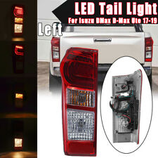 LED Left Side Rear Tail Light Brake Lamp For Isuzu DMax D-Max Ute 2017 2018 2019