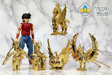 Saint Seiya Myth Cloth Or Pégase Dragon Cygne Andromède Phénix Armures Set