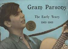 GRAM PARSONS the early years vol.I 1963 -1965 sierra LP