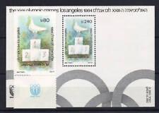 Israel 968 Bl. 26 postfrisch / Olympiade ..............