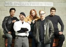 Mythbusters A3 Promo Poster T348