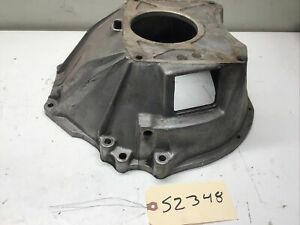 1965-1973 FORD MUSTANG 4 SPEED TOPLOADER MANUAL TRANS ALUMINUM BELL HOUSING