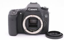 Canon EOS 70D 20.2MP Digital SLR Camera - Black (Body Only) - Shutter Count: 127