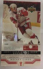 2001-02 Upper Deck Series 2 Factory Sealed Hobby Hockey Box