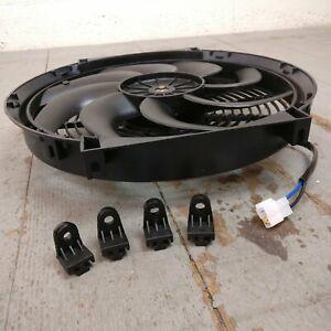 1940 Buick Super Series 50 14 Inch Super Duty Radiator Fan volume cooling