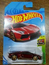 2018 Hot Wheels Super Treasure Hunt Aventador Miura Homage Lamborghini