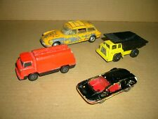 Konvolut Nr. 227 CORGI Pininfarina Modul,Petrol Tanker,Dumper Truck,Citroen Safa