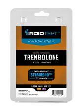 RoidTest Advanced Trenbolone 2-Step Test Kit - FAST HOME TESTING FOR FAKES