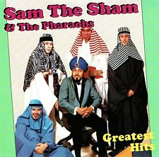 (CD) Sam The Sham & The Pharaohs - Greatest Hits - Wooly Bully, Ju Ju Hand, u.a.
