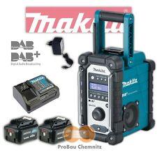 Makita DMR110 DAB/DAB+/FM Akku-Baustellenradio