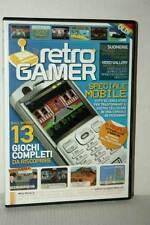 RETRO GAMER 02 GIOCO USATO OTTIMO PC CD ROM VERSIONE ITALIANA GD1 47493