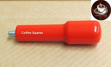 Portafilter HANDLE RED M10 thread for espresso coffee machine - see list