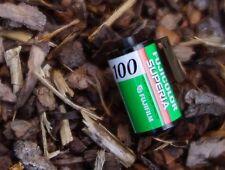 Fuji Superia 100 36 exposures 35mm film (multiple lot available)