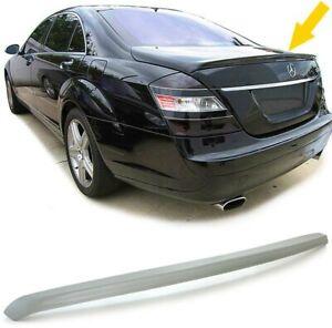 Spoiler portabagagli posteriore Mercedes Classe S W221 2005-2013