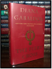 The Fiery Cross ✎SIGNED✎ by DIANA GABALDON New Outlander Series Hardback #5