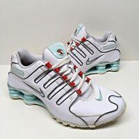 NIKE Women's SHOX NZ 314561-113 Sneakers Size 6.5