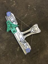 VAUXHALL ASTRA J 2014 - 5 DOOR PASSENGER SIDE REAR MANUAL WINDOW REGULATOR