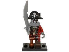 NEW LEGO MINIFIGURES SERIES 14 71010 - Zombie Pirate