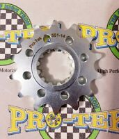 Yamaha Front Sprocket 530 Pitch 14T 15T 16T 17T 1998 1999 2000 2001 YZF-R1 YZFR1