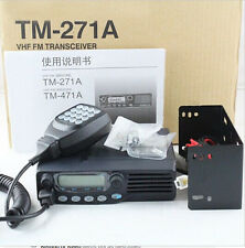 KENWOOD TM-271A VHF 136-174MHz Mobile Radio FM Mobile Two Way Radio