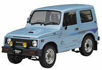 Hasegawa 1/24 Suzuki Jimny JA 11 - 1 Plastic Model kit 20301