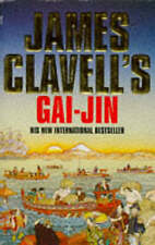 Gai-jin: A Novel of Japan, By James Clavell,in Used but Acceptable condition