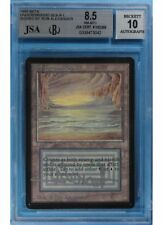 Underground Sea Beta NM-M Dual Land BGS 8.5 Signed MAGIC CARD (8473042) ABUGames