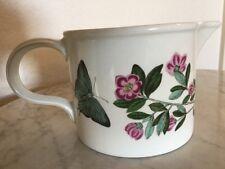 """Collectible Vintage Portmeirion The Botanic Garden Circa1818 Milk Jug 3 3/4""""Tall"""