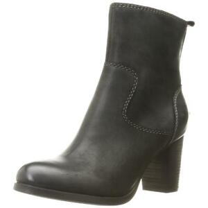 Sperry Top-Sider Dasher Grace Womens Black Boots