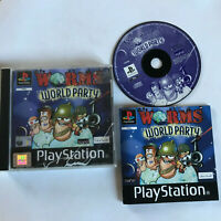 Worms World Party / Complete / Playstation 1 PS1 PS2/PS3 / PAL