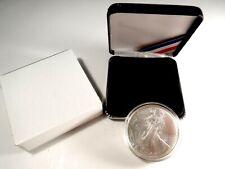1997 Silver Dollar Coin ~ 1 troy oz. AMERICAN EAGLE ~ Walking Liberty *110