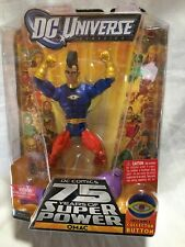 DC UNIVERSE CLASSICS OMAC NEW IN PACKAGE INCLUDES COLLECTOR BUTTON