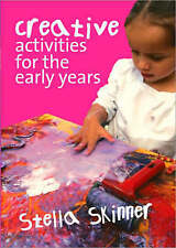 Creative Activities for the Early Years (Book & CD Rom)-ExLibrary